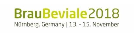 BrauBeviale – 2018, Nürnberg, Germany, 13 – 15 November