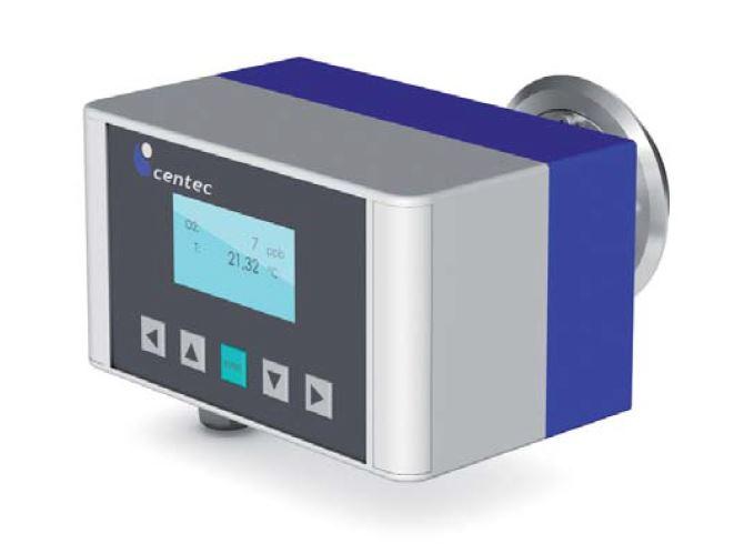 Optical oxygen sensor